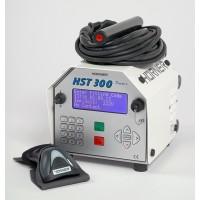 HÜRNER HST 300 Pricon + zváračka elektrotvaroviek do 1200 mm
