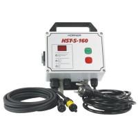 HÜRNER HST S 160 zváračka sanitárnych elektrotvaroviek do 160 mm